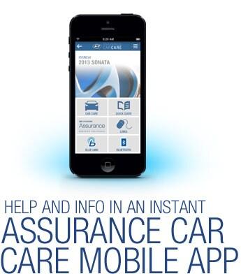 hyundai car care app