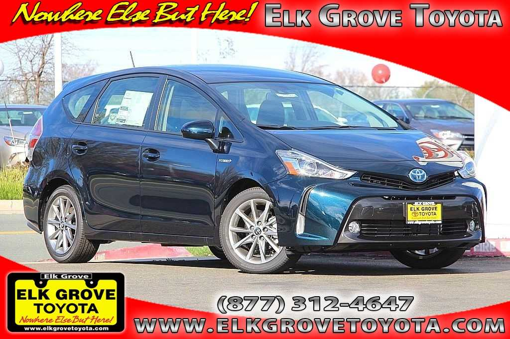 2017 Toyota Prius v 5-Door Five  50 State Emissions 0 miles VIN JTDZN3EU2HJ064570 StockNo 11