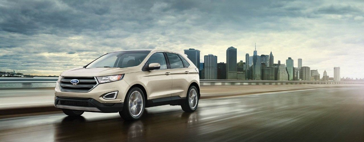 Ford Edge With Intelligent Awd