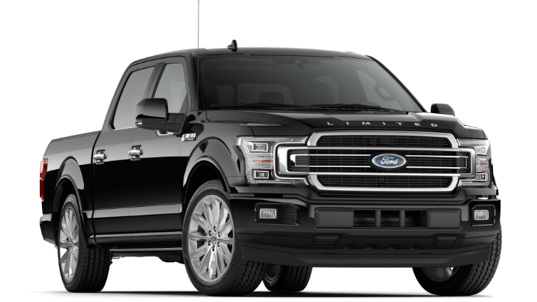 2019 Ford F-150 Limited Agate Black
