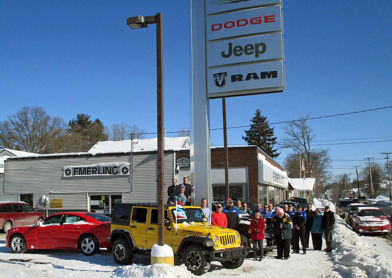 Emerling Chrysler Dodge Jeep Ram New Chrysler Dodge