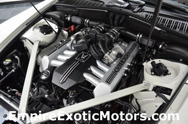 White 2017 Rolls Royce Phantom Drophead Coupe Zenith