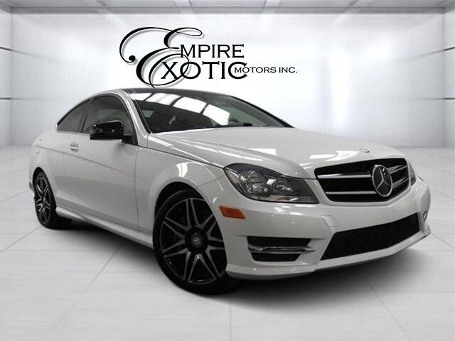 RPMWired.com car search / 2014 Mercedes-Benz C-Class