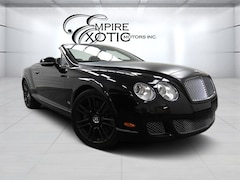 2011 Bentley Continental GTC *80-11 Edition* Convertible