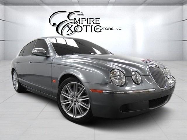 RPMWired.com car search / 2008 Jaguar S-TYPE