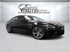 2014 BMW M6 *Executive Pck, Carbon Fiber Roof, Heads Up* Gran Coupe
