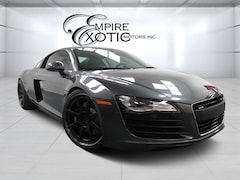 2009 Audi R8 4.2 (R tronic) Coupe