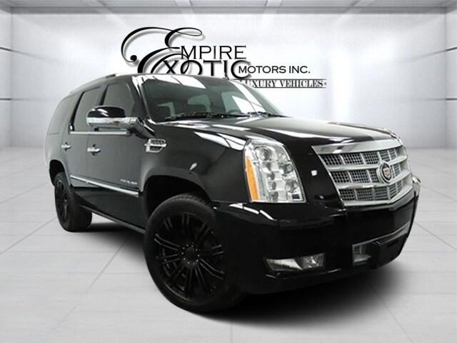 Escalade 2013 black images galleries for Empire motors auto sales