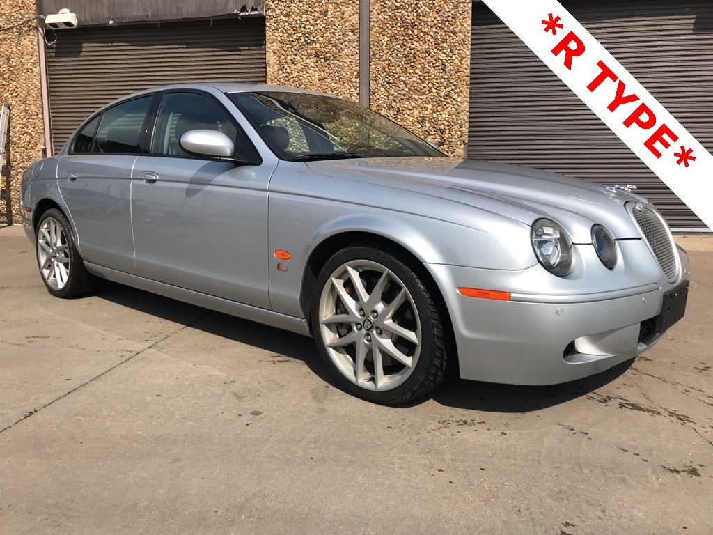 RPMWired.com car search / 2007 Jaguar S-TYPE