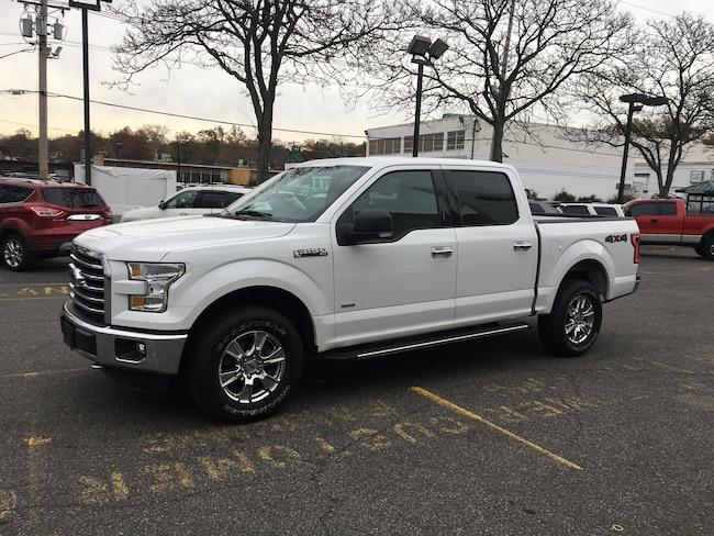 Used 2015 Ford F-150 Crew Cab Truck Englewood, NJ