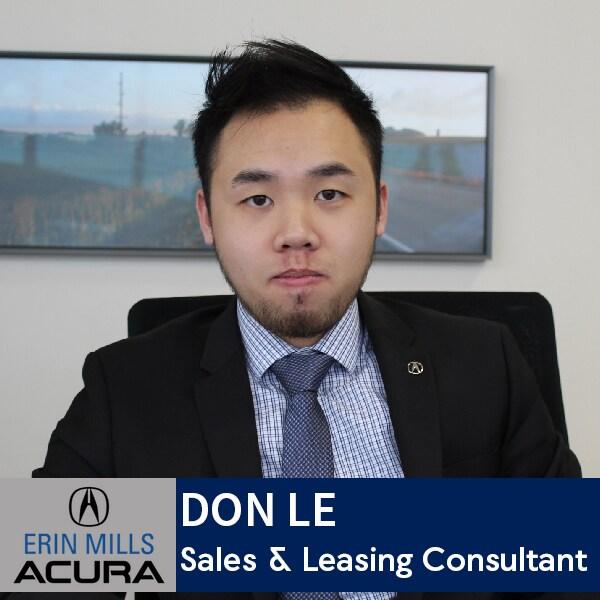 Leasing Acura: Erin Mills Acura - Acura Service & Sales
