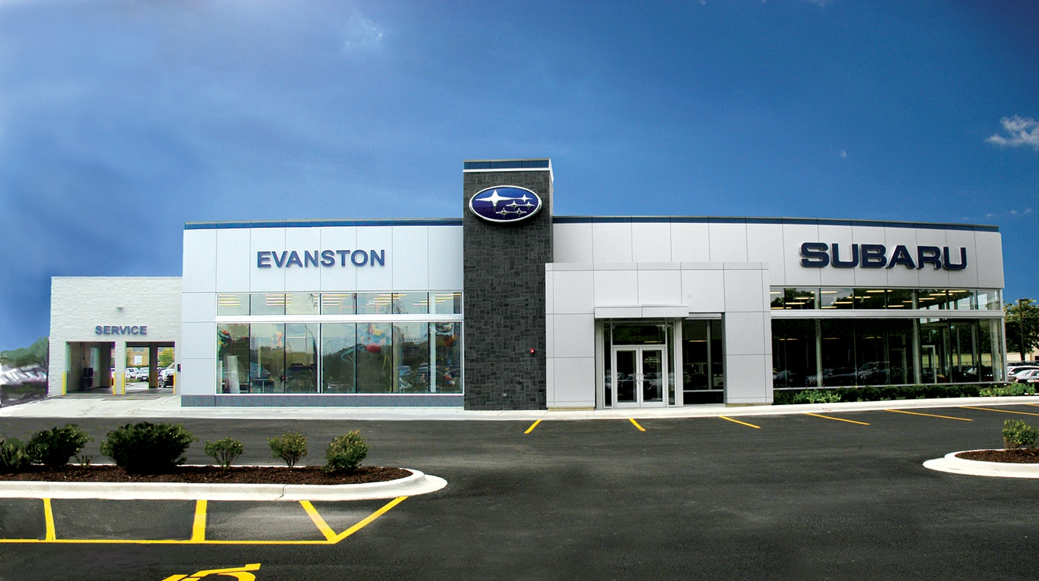 Chicago Area Used Car Dealer Evanston Subaru Serving