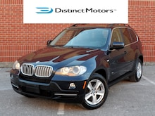 2007 BMW X5 4.8i, NAV, DVD, REAR CAM, HEADS UP DISPLAY SUV