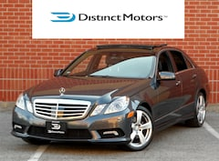2010 Mercedes-Benz E-Class E350 4MATIC, NAV, DISTRONIC, BLIND SPOT, LOADED Sedan