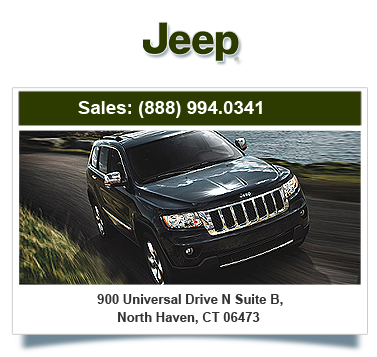 Jeep & Nissan | New Jeep and Nissan dealership in North Haven, CT