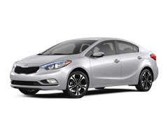 2016 KIA Forte near East Hartford
