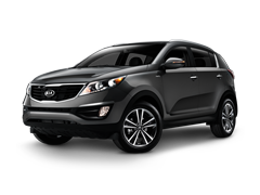 2016 KIA Sportage near East Hartford