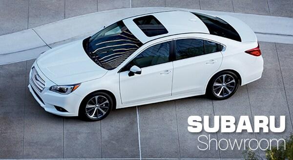 New Subaru Showroom