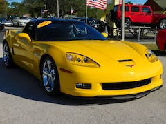 2010 Chevrolet Corvette Grand Sport Coupe
