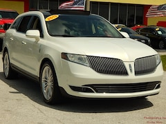 2013 Lincoln MKT EcoBoost AWD SUV