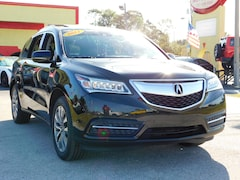2014 Acura MDX With Technology and Entertainment Packages SUV