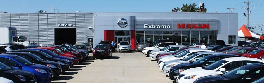 Extreme Nissan 877 795 7558 Dealer Bloomington Springfield
