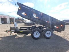 2018 Big Tex Trailers 10SR-12 DUMP W/9990# GVWR