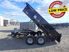 2017 Big Tex Trailers 10SR-12 DUMP W/9990# GVWR
