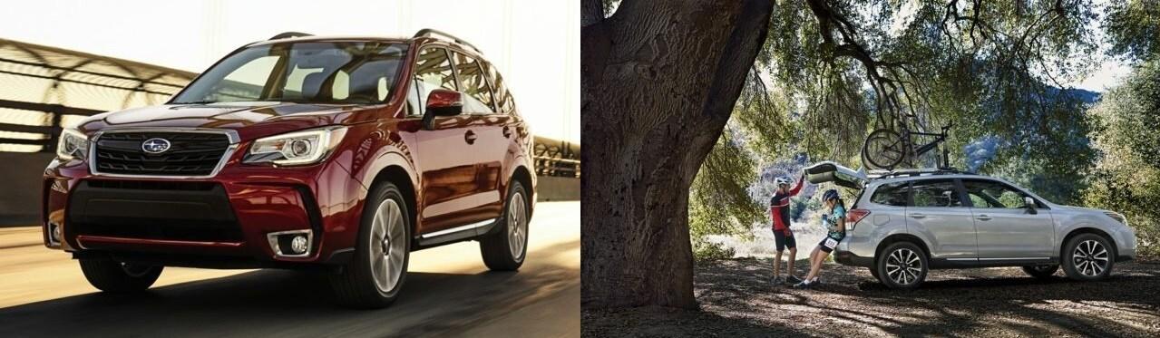 Compare The Subaru Forester Vs Honda CR V, Toyota RAV4, U0026 Ford Escape. Subaru  Forester Vs ...