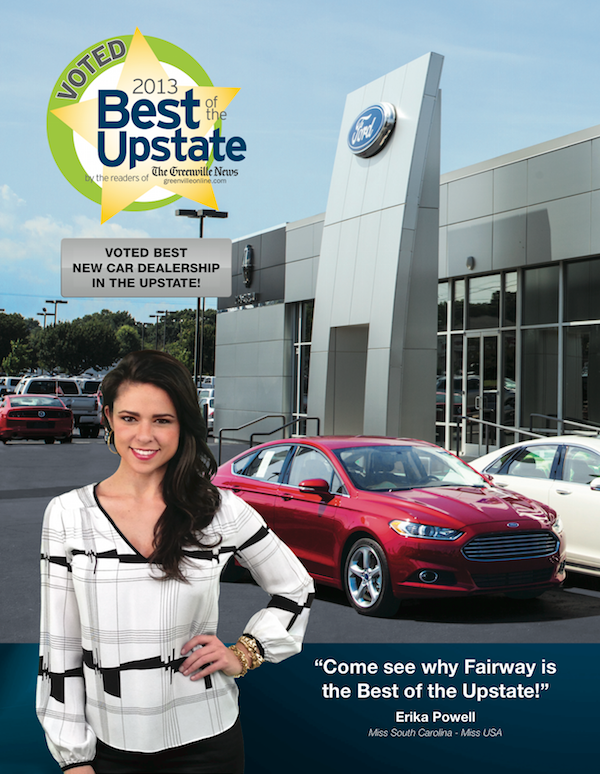about fairway ford a ford dealership in greenville. Cars Review. Best American Auto & Cars Review