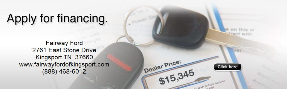 Dealer Offers Easy Online Auto Loan Pre-Approval Regardless of Credit Near Bristol TN