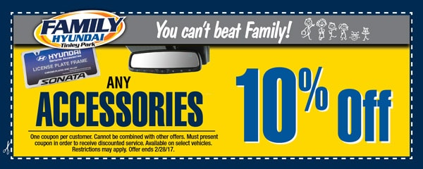 Perfect Family Hyundai Tinley Park Coupons. Car Service Coupons For Tinley Park And Orland  Park Area Residents.