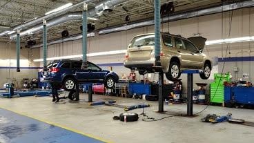 Auto repair car service in bethlehem pa subaru service for Faulkner motors bethlehem pa