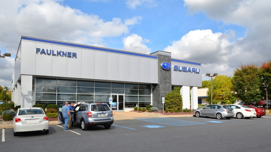 faulkner subaru in bethlehem pa new subaru used car