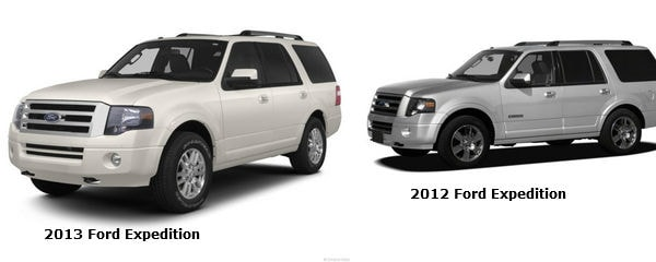 2015 Ford Expedition Redesign