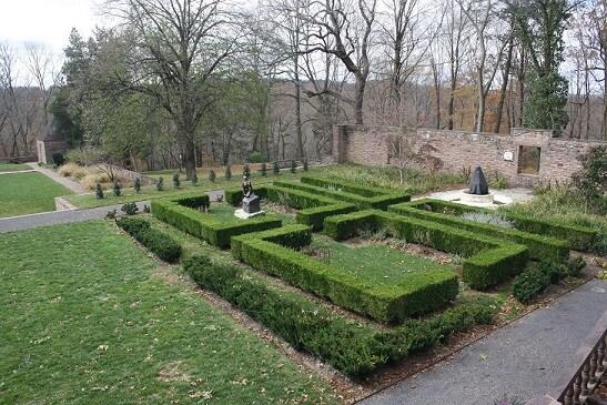 Tyler Mansion Gardens