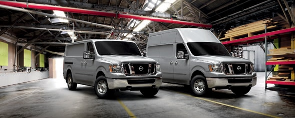 Nissan Commerical Vehicles