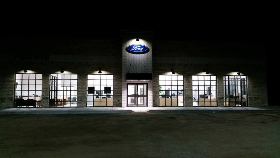 Fernie Ford Dealership