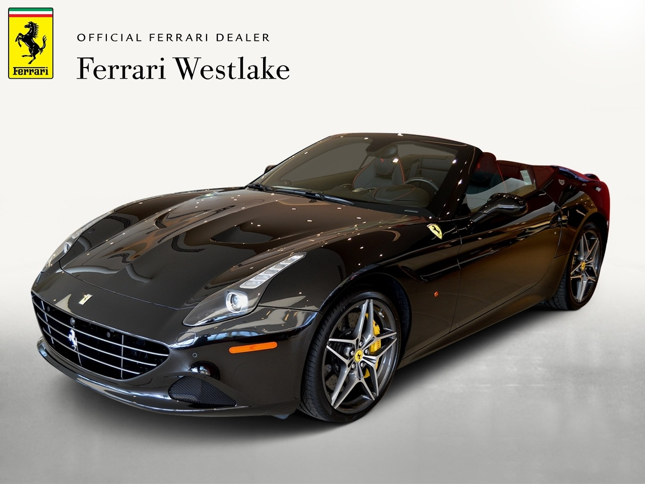 Certified Pre-Owned 2016 Ferrari California T HS Convertible For Sale Torrance, California