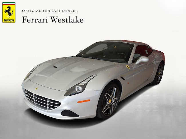 Certified Pre-Owned 2016 Ferrari California T Certified Convertible For Sale Redwood City, CA