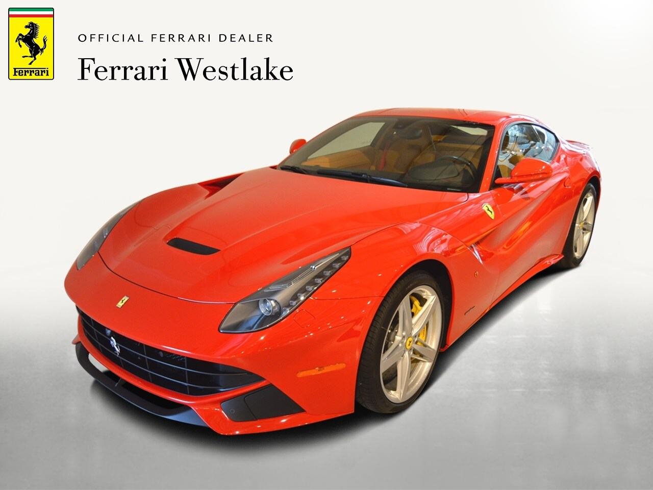 Certified Pre-Owned 2015 Ferrari F12berlinetta Coupe For Sale Beverly Hills, California