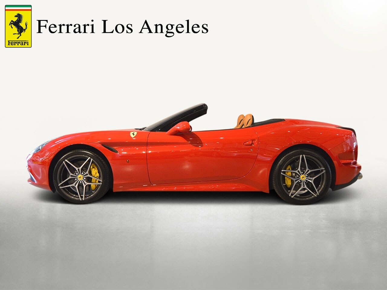 Certified PreOwned 2015 Ferrari California T For Sale Van Nuys, CA  Ferrari Los Angeles  VIN