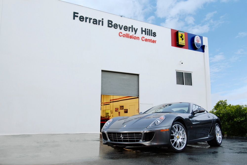 maserati auto body repair shop redwood city | maserati silicon