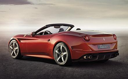 Ferrari California T Exterior Picture