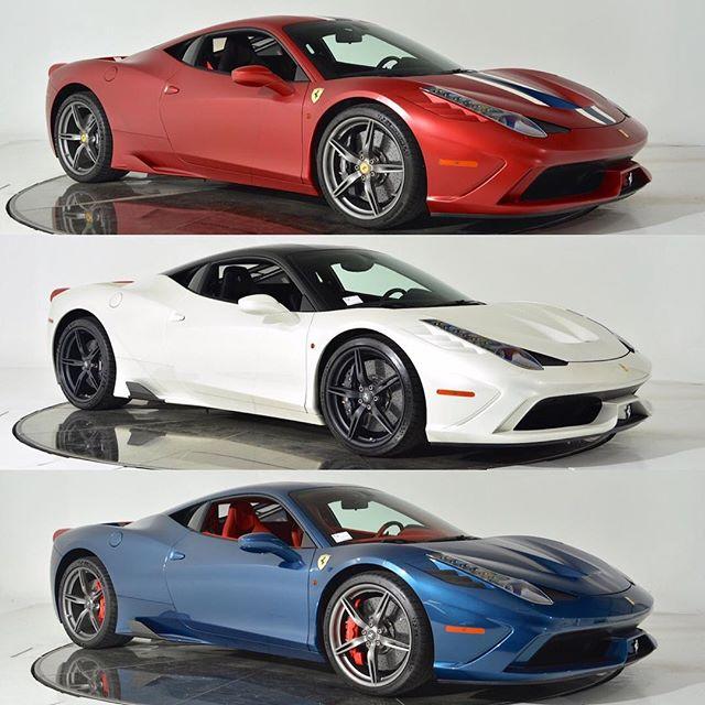 Ferrari Dealership: New Ferrari Dealership In
