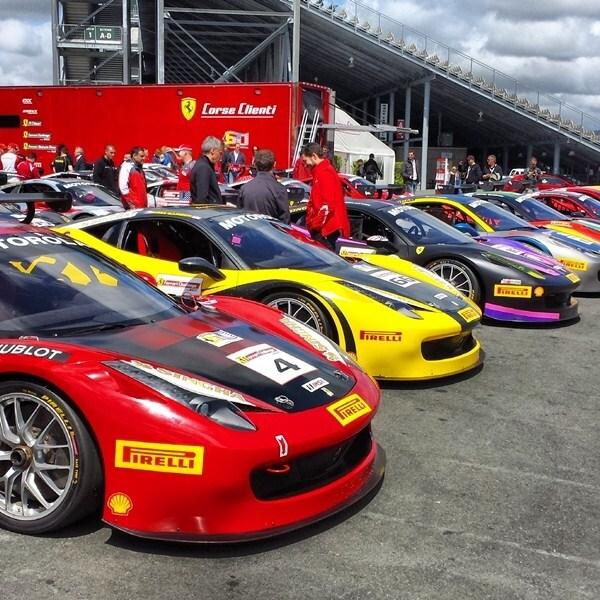 Ferrari Dealership: New Ferrari Dealership In Mill