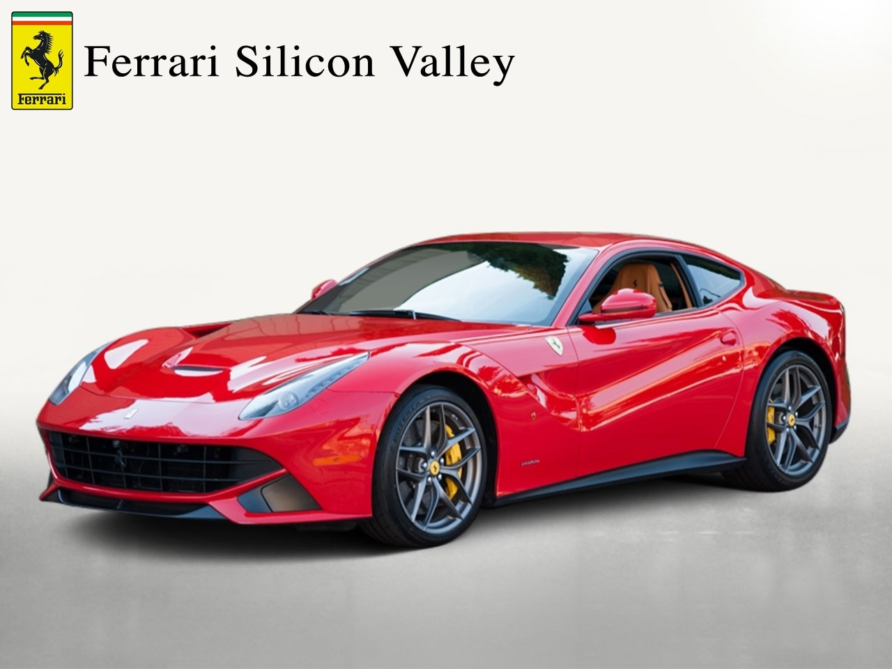 Certified Pre-Owned 2015 Ferrari F12berlinetta Coupe For Sale Beverly Hills, CA