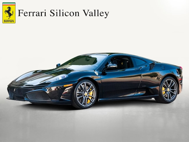 Certified Pre-Owned 2008 Ferrari F430 Scuderia Coupe For Sale Redwood City, CA