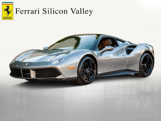 Certified Pre-Owned 2016 Ferrari 488 GTB Coupe For Sale Redwood City, CA