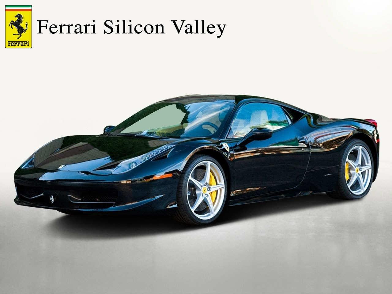 Used 2011 Ferrari 458 Italia Coupe For Sale Beverly Hills, CA